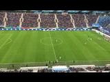 ?? Мощные овации Шатову от стадиона после замены