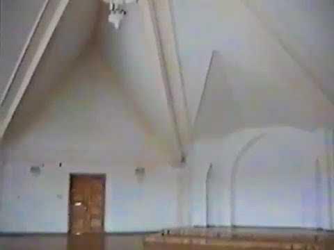 1998г. Поднебесье (курятник) - студенческий зал.