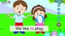Conversação em Inglês para crianças desenho animado para crianças