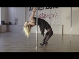 Paradise circus choreo by @victoria.evge