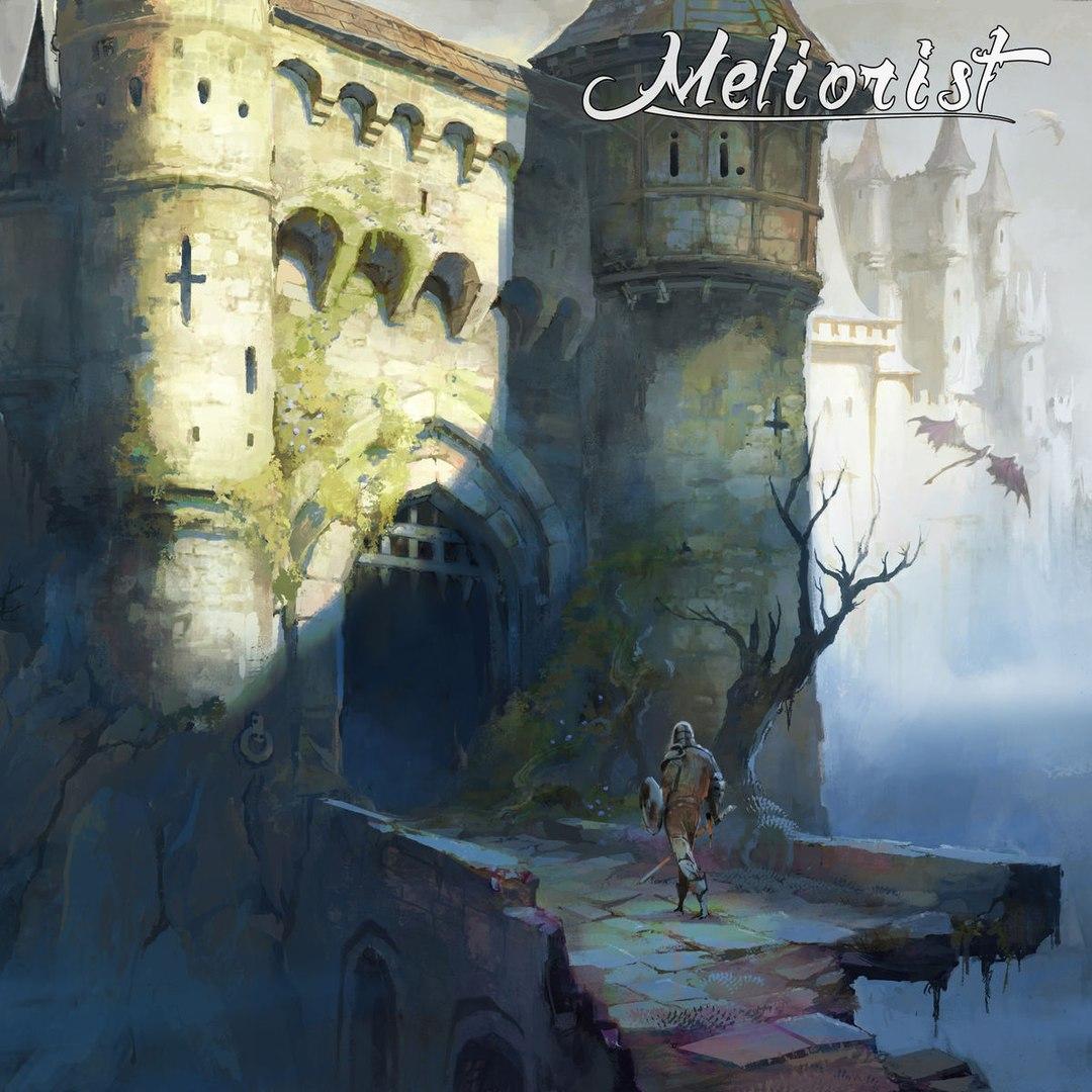 Meliorist - ii. [EP] (2017)