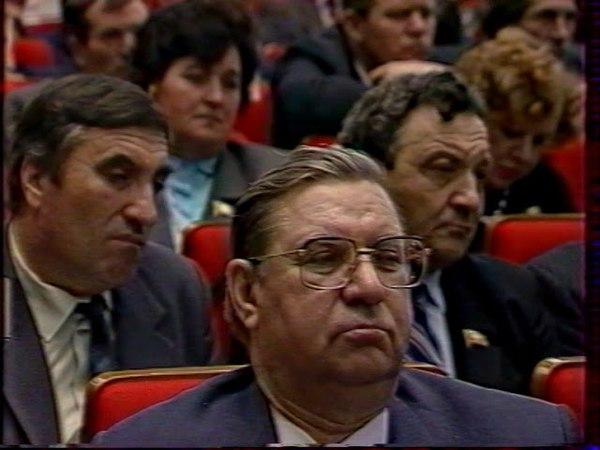 Выступление Горбачёва (ЦТ, 199?)