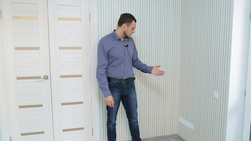 Видеообзор ремонта 3х комн. квартиры в Оренбурге