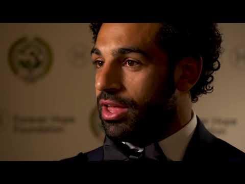 محمد صلاح عن جائزه افضل لاعب ف انجلترا بعد ا