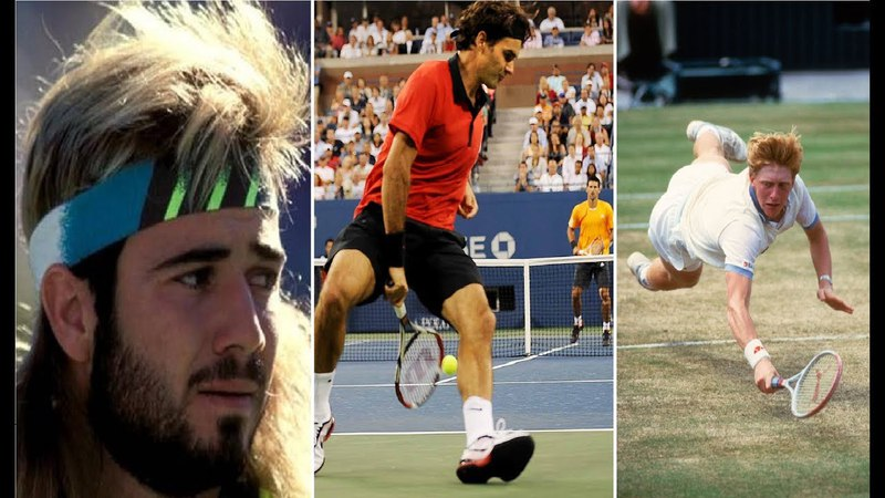Top 20 Shots the Tennis World will NEVER Forget