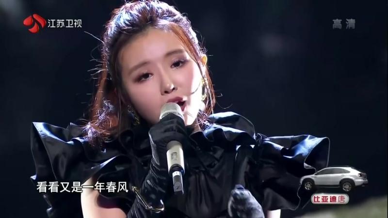 """盖世英雄 EP1 """"楼道王菲""""刘美麟《暗香》 盖世英雄音乐纯享版 160619"""