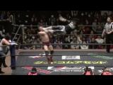Daisuke Sasaki, Tetsuya Endo vs. Keisuke Ishii, Ken Oka (DDT - Into the Fight 2018)