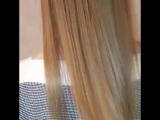 Botox(реконструкция волос)для Юлии😍