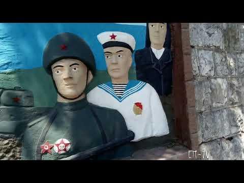 Барельеф освободителям Крыма в Ореанде