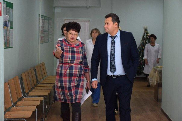 Новая амбулатория открылась в Железнодорожном