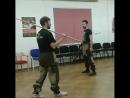 Кадры репетиции одного из наших будущих экшн-роликов о кунфу.  съемки set stunt fight cinema игры_неба кино