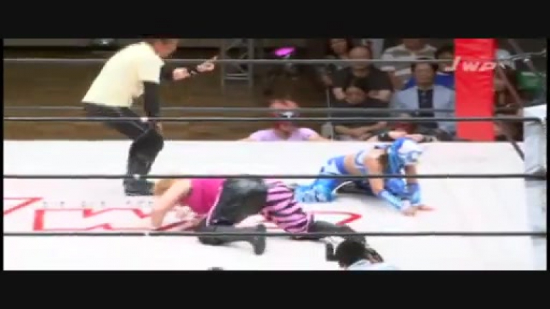 Plum Mariko Memorial Match - Command Bolshoi vs, GAMI (JWP)