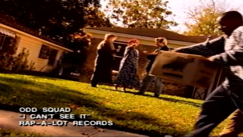 Odd Squad - I Can't See It