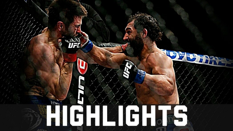 Carlos Condit vs. Johny Hendricks ● Fight Highlights ● HD