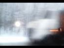 Трасса Минск-Гомель, будьте осторожны, соблюдайте скоростной режим