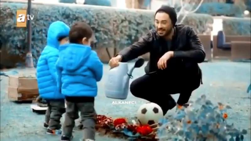 Гёкхан и дети=))