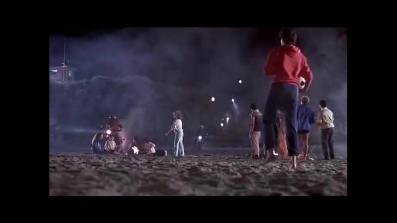 Karate kid soundtrack 1984 Baxter Robertson - Feel The Night ( 480 X 640 )