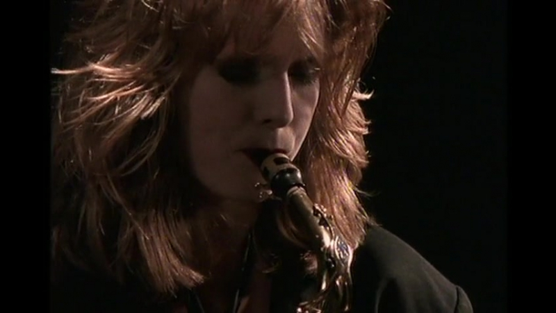Candy Dulfer feat. Dave Stewart - Lily Was Here 1989