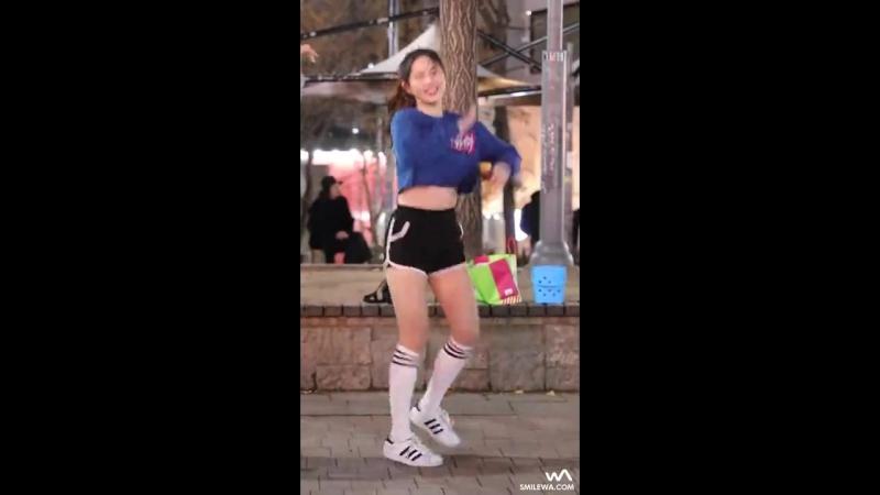 [fancam] Ryua - I Like U Too Much (Sonamoo) @ Hongdae Busking 161201 -wA