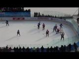 Хоккей. Зауралье - Рубин. 1 период