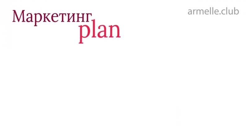 Маркетинг план компании Армель