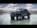 Gelandewagen Mercedes-Maybach G 650 Landaulet