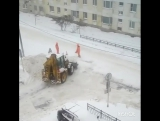 Вот почему сегодня не было снегоуборочной техники в городе