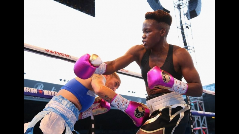 Никола Адамс vs Соледад дель Валле (Nicola Adams vs Soledad del Valle Frias) 19.05.2018