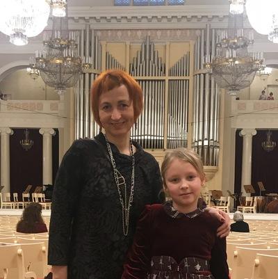 Наталия Северова