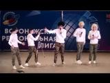 1/4 финала - «Шестое чувство» ВУНЦ ВВС ВВА