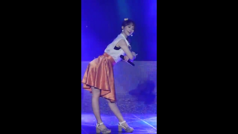 [180123 Green Earth Music Show] Dong A - Barbie Girl (Fan Cam)