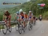 Vuelta a Espana 2009 14 (Grenada - La Pandera) Eurosport (RUS)