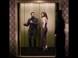 Golden Globes Tyler Hoechlin & Alexandra Daddario | январь 2017 года