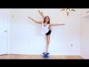 Anna McNulty супер гибкость и баланс