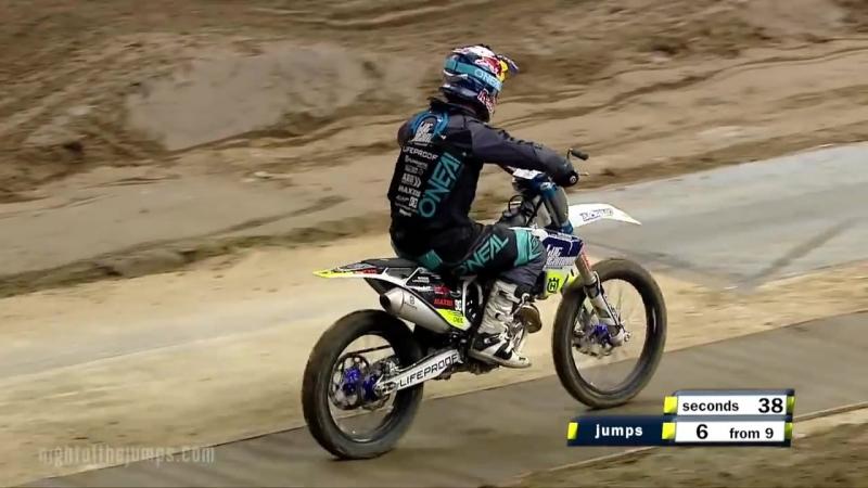 Luc Ackermann - FMX Final Run _ Krakow Poland 2018
