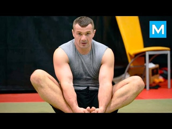 MMA Monster - Mirko Cro Cop Filipovic - Training for Comeback | Muscle Madness
