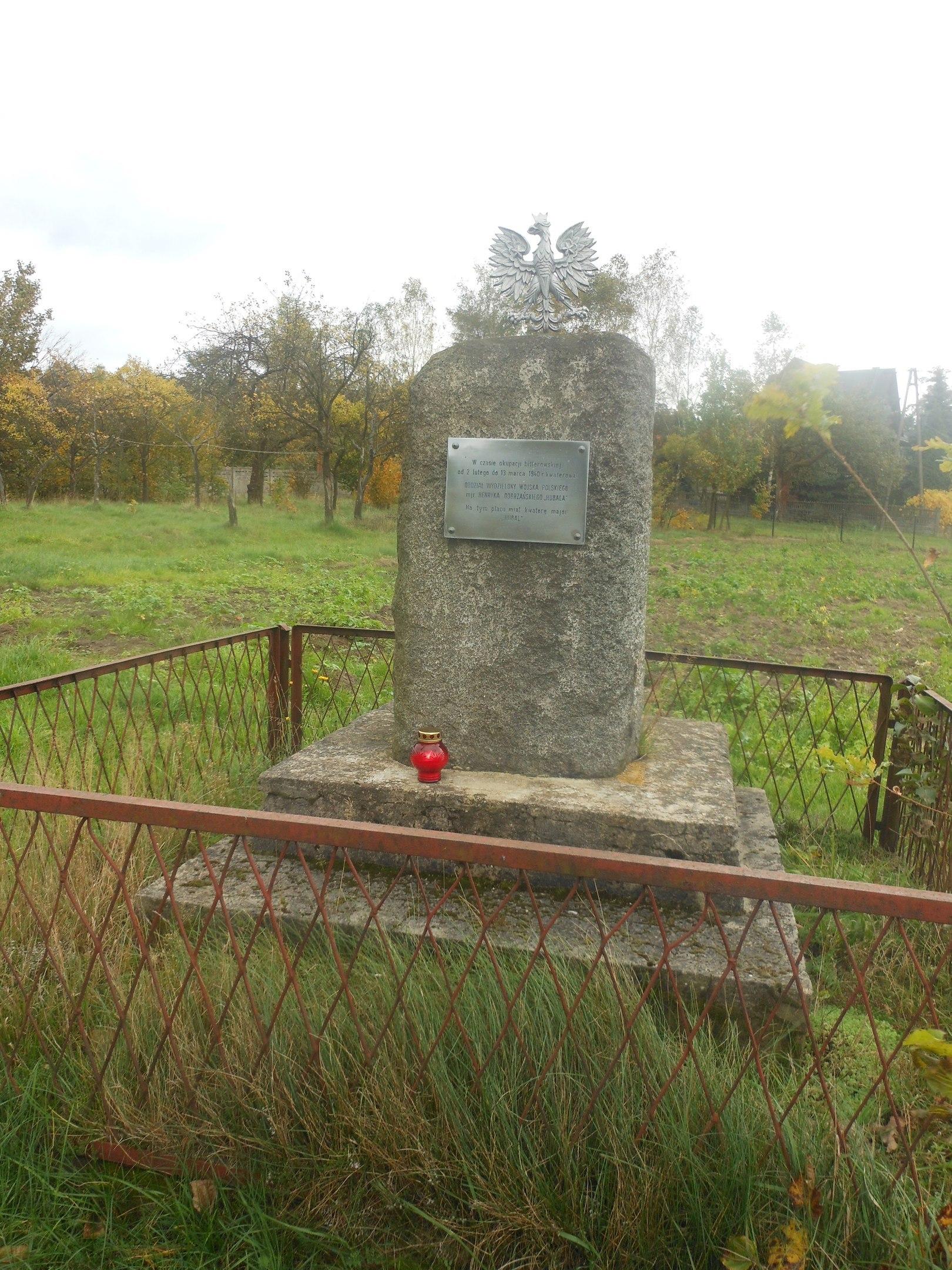 Могила Хенрика Добжаньского