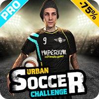 Urban Soccer Challenge Pro [Мод: много денег]