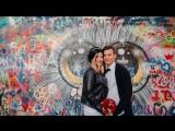 Свадебная фотосессия в Праге с прической и макияжем для невесты.