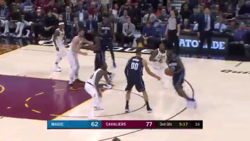 Aaron Gordon 17 points Highlights vs Cleveland Cavaliers 360 X 640 mp4