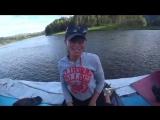 Сплав на плоту река Мана КОНЕЦ Mana River Rafting Final Part-xklip-scscscrp