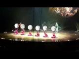 Cirque Du Soleil. OVO. 2018. Moscow.
