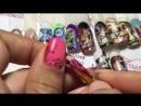 Дизайн ногтей от Марины Щегловой самый популярный цветок