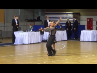 Прокопенко- Байков, чемпионат РБ, латина 2018 пасодобль финал