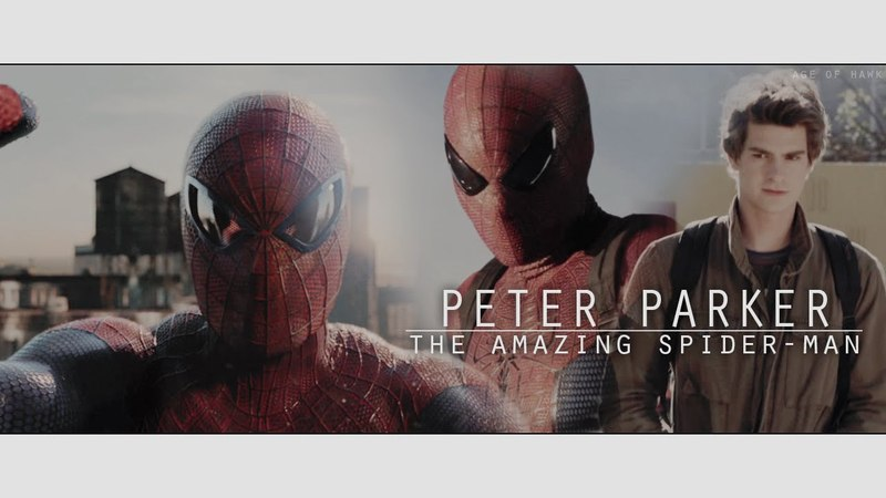 » Peter Parker | Hall of Fame