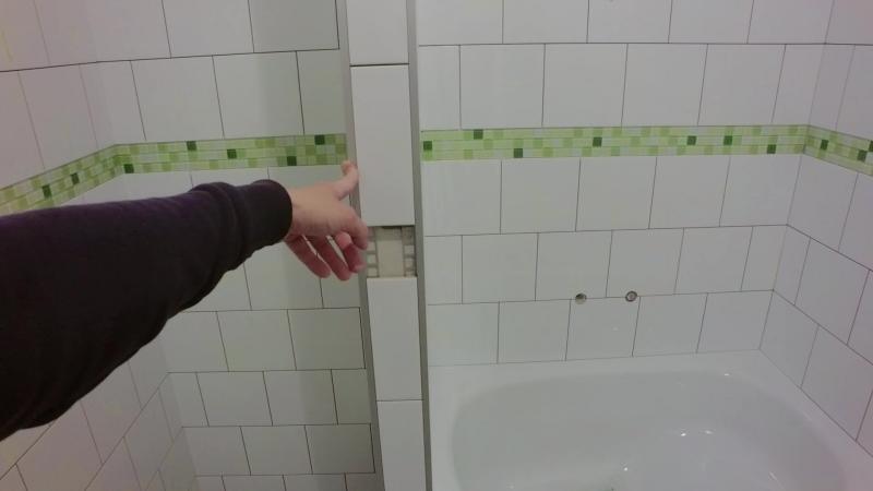 Ремонт однушки Раскладка плитки в ванной Санузел в скандинавском стиле
