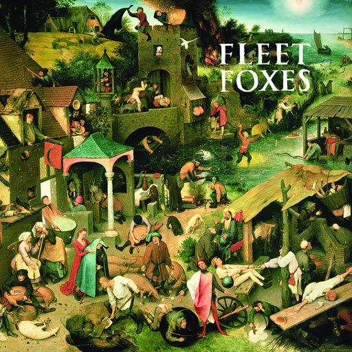 Fleet Foxes альбом Fleet Foxes Album Snippet