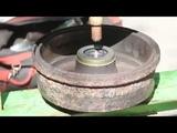 Как установить датчик-магнитное кольцо для ABS в Opel Corsa  Combo  Meriva
