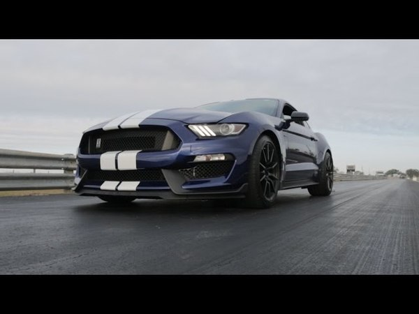 800 HP Shelby GT350 Dyno Acceleration Testing