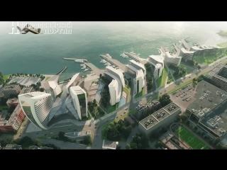 Набережную Новороссийска застроят по футуристическому проекту британского дизайнера-1.mp4